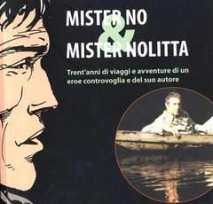 Copertina MISTER NO & MISTER NOLITTA n. - MISTER NO & MISTER NOLITTA, CONIGLIO EDITORE