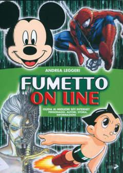 """Copertina SAGGI DI """"SCUOLA DI FUMETTO"""" n.6 - FUMETTO ON LINE, CONIGLIO EDITORE"""