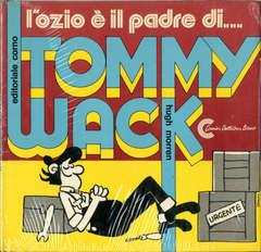 Copertina COMICS CARTOONS n.6 - L'OZIO E' IL PADRE DI TOMMY WACK, CORNO EDITORIALE