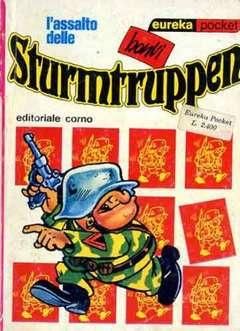Copertina EUREKA POCKET n.15 - ASSALTO DELLE STURMTRUPPEN, CORNO EDITORIALE