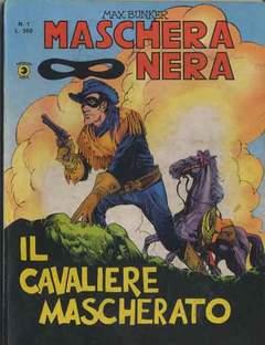 CORNO EDITORIALE - MASCHERA NERA