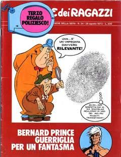 CORRIERE DELLA SERA - CORRIERE DEI RAGAZZI 1973
