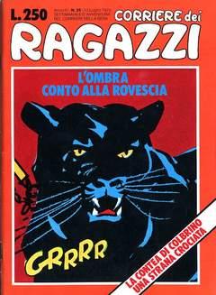 Copertina CORRIERE DEI RAGAZZI 1975 n.28 - CORRIERE DEI RAGAZZI 1975   28, CORRIERE DELLA SERA