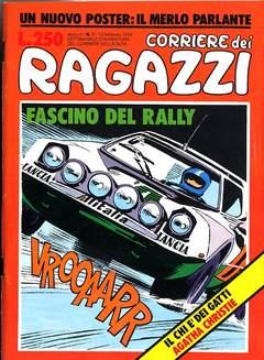 Copertina CORRIERE DEI RAGAZZI/BOY 1976 n.7 - CORRIERE DEI RAGAZZI/BOY     7, CORRIERE DELLA SERA
