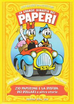 Copertina GRANDE DINASTIA DEI PAPERI n.4 - ZIO PAPERONE E LA DISFIDA DEI DOLLARI, CORRIERE DELLA SERA