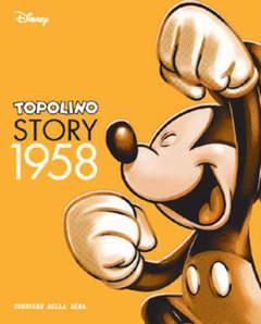 Copertina TOPOLINO STORY n.10 - Topolino Story 1958, CORRIERE DELLA SERA