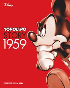 Copertina TOPOLINO STORY n.11 - Topolino Story 1959, CORRIERE DELLA SERA