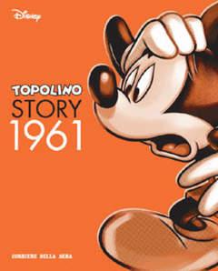 Copertina TOPOLINO STORY n.13 - Topolino Story 1961, CORRIERE DELLA SERA