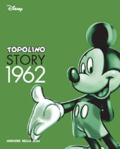 Copertina TOPOLINO STORY n.14 - Topolino Story 1962, CORRIERE DELLA SERA