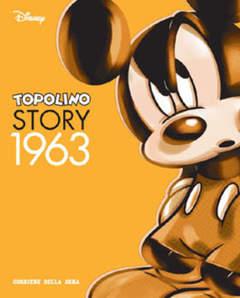Copertina TOPOLINO STORY n.15 - Topolino Story 1963, CORRIERE DELLA SERA
