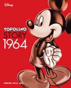 Copertina TOPOLINO STORY n.16 - Topolino Story 1964, CORRIERE DELLA SERA