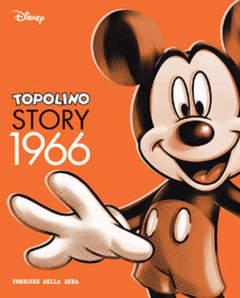 Copertina TOPOLINO STORY n.18 - Topolino Story 1966, CORRIERE DELLA SERA