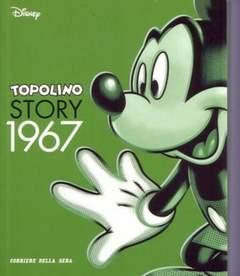 Copertina TOPOLINO STORY n.19 - Topolino Story 1967, CORRIERE DELLA SERA