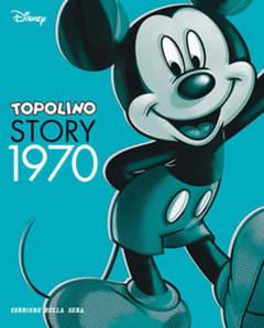 Copertina TOPOLINO STORY n.22 - Topolino Story 1970, CORRIERE DELLA SERA
