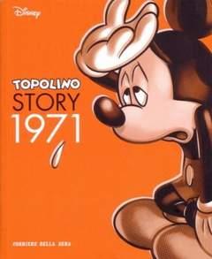 Copertina TOPOLINO STORY n.23 - Topolino Story 1971, CORRIERE DELLA SERA