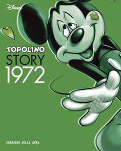 Copertina TOPOLINO STORY n.24 - Topolino Story 1972, CORRIERE DELLA SERA