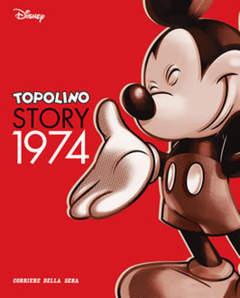 Copertina TOPOLINO STORY n.26 - Topolino Story 1974, CORRIERE DELLA SERA