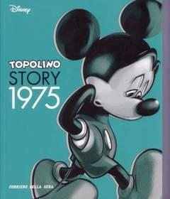 Copertina TOPOLINO STORY n.27 - Topolino Story 1975, CORRIERE DELLA SERA