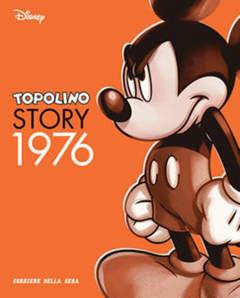 Copertina TOPOLINO STORY n.28 - Topolino Story 1976, CORRIERE DELLA SERA