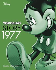 Copertina TOPOLINO STORY n.29 - Topolino Story 1977, CORRIERE DELLA SERA