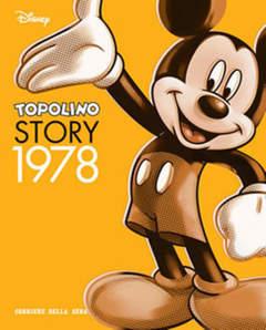 Copertina TOPOLINO STORY n.30 - Topolino Story 1978, CORRIERE DELLA SERA