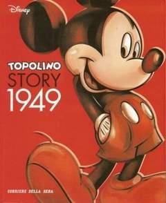Copertina TOPOLINO STORY n.1 - TOPOLINO STORY               1, CORRIERE DELLA SERA