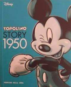 Copertina TOPOLINO STORY n.2 - Topolino Story 1950, CORRIERE DELLA SERA
