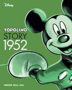 Copertina TOPOLINO STORY n.4 - Topolino Story 1952, CORRIERE DELLA SERA