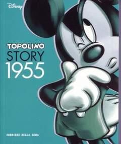 Copertina TOPOLINO STORY n.7 - Topolino Story 1955, CORRIERE DELLA SERA