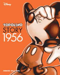 Copertina TOPOLINO STORY n.8 - Topolino Story 1956, CORRIERE DELLA SERA