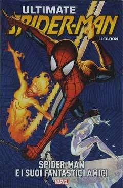 Copertina ULTIMATE SPIDER-MAN COLLECTION n.21 - SPIDER-MAN E I SUOI FANTASTICI AMICI, CORRIERE DELLA SERA