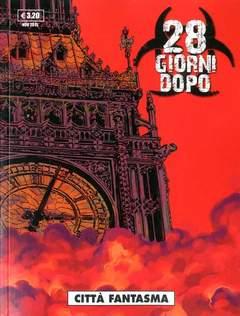 Copertina 28 GIORNI DOPO (m6) n.5 - CITTA' FANTASMA, COSMO EDITORIALE
