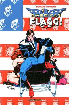 Copertina AMERICAN FLAGG! n.7 - IL COMPAGNO REUBEN FLAGG, COSMO EDITORIALE
