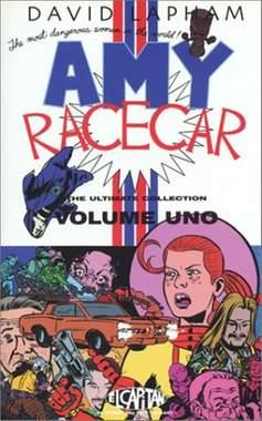 Copertina AMY RACECAR n.1 - AMY RACECAR, COSMO EDITORIALE