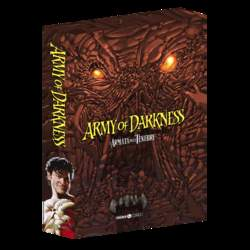 Copertina ARMY OF DARKNESS Cofanetto n.1 - ARMY OF DARKNESS 1/4, COSMO EDITORIALE