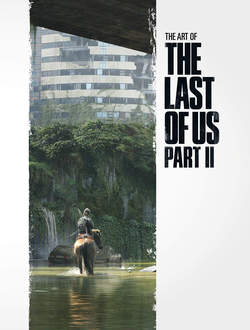 Copertina ART OF THE LAST OF US PARTE II n. - THE ART OF THE LAST OF US - PARTE II, COSMO EDITORIALE