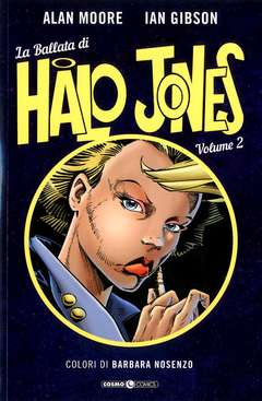 Copertina BALLATA DI HALO JONES (m3) n.2 - LA BALLATA DI HALO JONES, COSMO EDITORIALE