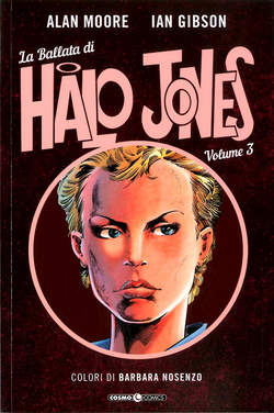 Copertina BALLATA DI HALO JONES (m3) n.3 - LA BALLATA DI HALO JONES, COSMO EDITORIALE