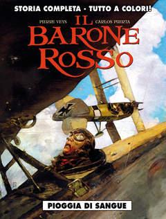 Copertina BARONE ROSSO n. - PIOGGIA DI SANGUE, COSMO EDITORIALE