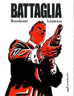 Copertina BATTAGLIA n.6 - il PIO PADRE, COSMO EDITORIALE