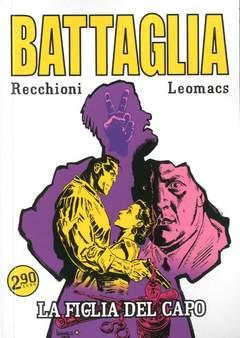 Copertina BATTAGLIA n.1 - LA FIGLIA DEL CAPO, COSMO EDITORIALE