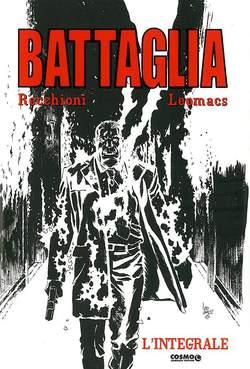 Copertina BATTAGLIA - L'INTEGRALE n.2 - BATTAGLIA L'INTEGRALE, COSMO EDITORIALE
