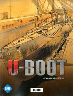 Copertina U-BOOT (m2) n.2 - GIUDA, COSMO EDITORIALE