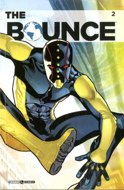 Copertina BOUNCE (m2) n.2 - THE BOUNCE, COSMO EDITORIALE