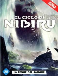 Copertina CICLO DI NIBIRU n. - LA LEGGE DEL SANGUE, COSMO EDITORIALE