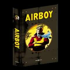 Copertina COFANETTO AIRBOY VOL. 1-4 n. - AIRBOY 1/4, COSMO EDITORIALE