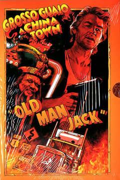 Copertina COFANETTO GROSSO GUAIO V.1-3 n. - COFANETTO GROSSO GUAIO A CHINATOWN: OLD MAN JACK, COSMO EDITORIALE