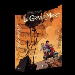Copertina COFANETTO LE GRAN MORT n. - LE GRAN MORT 1/4, COSMO EDITORIALE