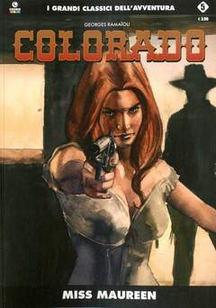 Copertina COLORADO (m5) n.5 - MISS MAUREEN, COSMO EDITORIALE