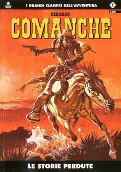 Copertina COMANCHE n.1 - STORIE BREVI, COSMO EDITORIALE